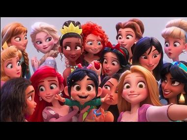 Ralph Breaks the Internet writer on Disney Princess Reunion scene: Wanted to poke fun at all the tropes