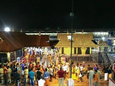 Sabarimala temple row: As Kerala govt and devotees lock horns, police dread task to secure women pilgrims