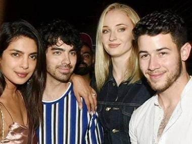Priyanka Chopra, Nick Jonas wedding: Sophie Turner, Joe Jonas arrive in Mumbai, party with Alia Bhatt, Parineeti