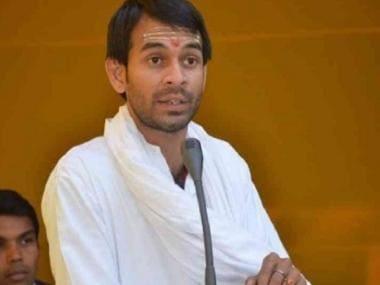 Tej Pratap Yadav says he is in Haridwar, won't return home till family backs decision to divorce wife