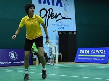 Tata Open International Challenge: Tai Tzu Ying fan Ashmita Chaliha continues to make big waves on domestic circuit