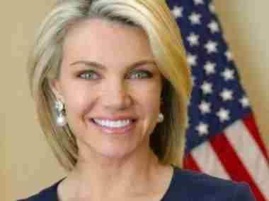 Heather Nauert to replace Nikki Haley as US' ambassador to UN, but her 'lack of expertise' raises eyebrows