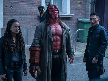 Hellboy movie review: This reboot promises to be darker, bloodier and edgier but doesn't fully deliver