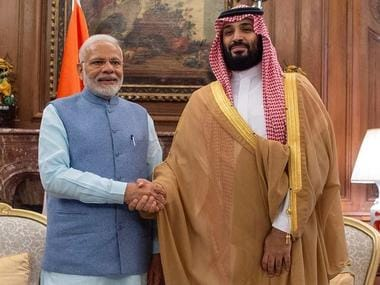 Saudi Arabia's crown prince to arrive in New Delhi today; India to raise issue of cross-border terrorism in bilateral talks