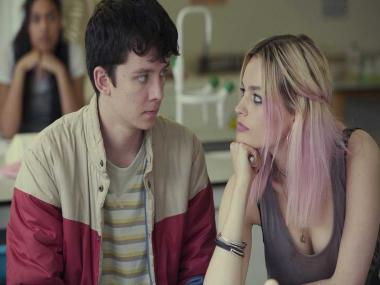 First look of Gillian Anderson and Asa Butterfield in Netflix's upcoming British comedy, Sex Education