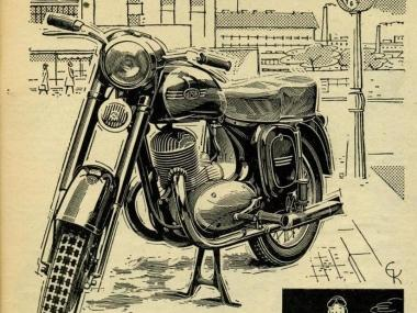 Return of the Jawa: As the iconic bike makes a comeback, many fondly remember its heyday