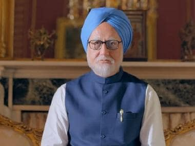 Watch: Anupam Kher's transformation into Manmohan Singh for The Accidental Prime Minister