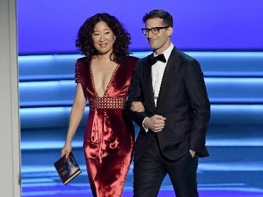 Brooklyn Nine Nine actor Andy Samberg, Grey's Anatomy actress Sandra Oh to host Golden Globes 2019