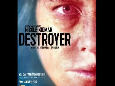 Nicole Kidman's crime drama Destroyer to release in India on 25 January, 2019