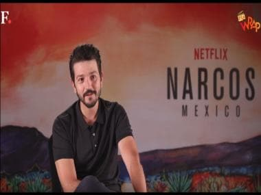 It's a Wrap: Narcos Mexico's Diego Luna in conversation with Parul Sharma