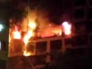 Five dead, several injured as fire breaks out in residential highrise in Mumbai's Chembur; rescue ops underway