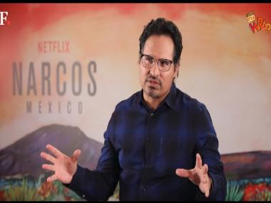 It's a Wrap: Narcos Mexico's Michael Peña in conversation with Parul Sharma