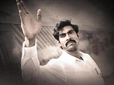 NTR biopic: Rana Daggubati's first look as Nara Chandrababu Naidu released on actor's birthday