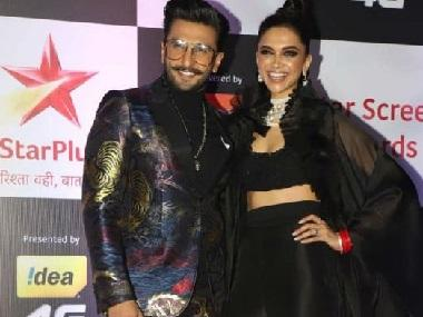 Star Screen Awards 2018: Deepika Padukone tears up at Ranveer Singh's best actor acceptance speech