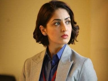 Uri: The Surgical Strike — Yami Gautam's first look from miltary drama shows actress as an intelligence officer