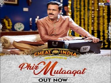 Watch: Cheat India's romantic ghazal, featuring Emraan Hashmi, has an old world charm to it