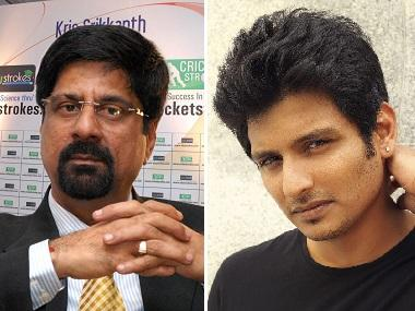 Tamil actor Jiiva to play Krishnamachari Srikkanth in Ranveer Singh's '83, reveals film's budget is over Rs 100 cr