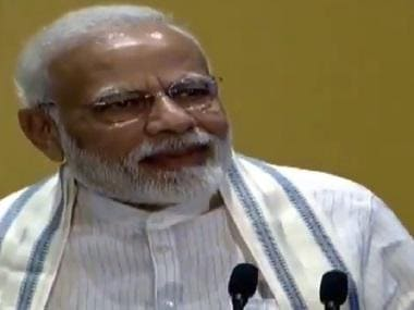 Narendra Modi at NMIC inauguration: Films based not only on problems but also solutions are a sign of changing society
