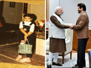 Deepika Padukone shares childhood photo, Anil Kapoor visits PM Modi: Social Media Stalkers' Guide