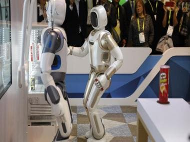 Robots will take over human jobs but it's not all bad as one might assume: CES 2019