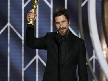 Golden Globes 2019: Christain Bale's 'Thank you, Satan' remark has become the Twitter mood
