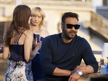 After Taanaji, Ajay Devgn's first look from Luv Ranjan's romantic comedy De De Pyaar De released