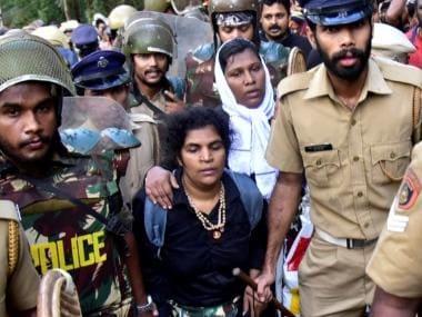First women to enter Sabarimala, Bindu Ammini and Kanakadurga, unable to return home because of Kerala hartal, says family