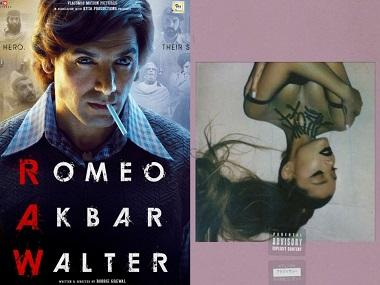 First look of Romeo Akbar Walter; Ariana Grande shares thank u, next album art: Social Media Stalkers' Guide