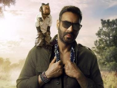 Total Dhamaal first look: Hangover II's Crystal the monkey makes Bollywood debut alongside Ajay Devgn