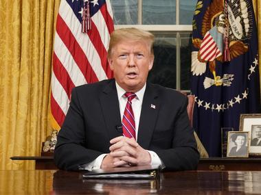 Amid US govt shutdown, Donald Trump 'respectfully' cancels visit to Davos for World Economic Forum