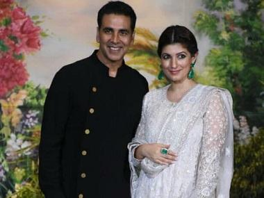 Twinkle Khanna does a spin on 10 Year Challenge to wish Akshay Kumar on their 18th wedding anniversary