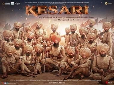 Kesari - The sign of courage and bravery