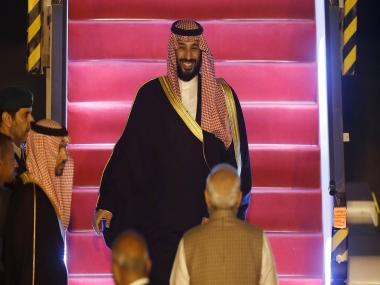 Crown Prince Mohammed bin Salman in Delhi: Saudi Arabia, India vow to 'pressure any country that sponsors terror activities'