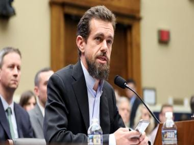 US President Donald Trump asks Twitter CEO Jack Dorsey about his lost follower count