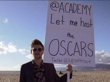 Oscars 2019: 19-year-old Jacob Staudenmaier petitions to host ceremony, says 'I'll do a better job'