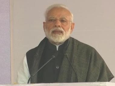 After Gujarat, Narendra Modi announces aid for storm victims of Madhya Pradesh, Rajasthan and Manipur