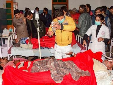 Two arrested in connection with Kushinagar hooch tragedy; toll in Uttarakhand, Uttar Pradesh crosses 80