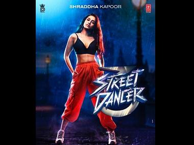 Street Dancer 3D: First looks of Varun Dhawan, Shraddha Kapoor from Remo D'Souza's dance drama revealed