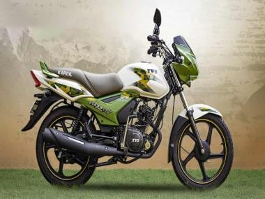 TVS Star City Plus Kargil Edition launched at Rs 54,399 with cosmetic changes