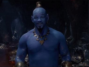 Aladdin: Disney drops first trailer of live-action remake at Grammys 2019, introduces Will Smith's Genie