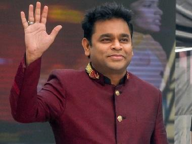 AR Rahman says he was