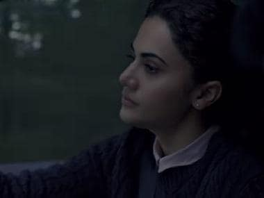 Watch: Badla song 'Kyun Rabba' composed by Amaal Mallik captures Taapsee Pannu's emotional turmoil