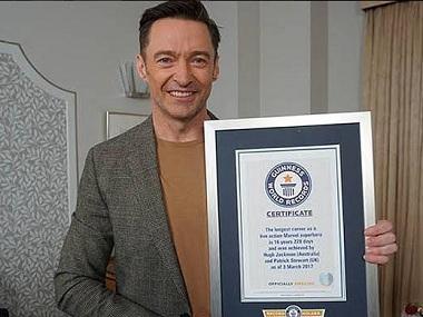 Hugh Jackman, Sir Patrick Stewart earn Guinness World Record for longest careers as superhero actors