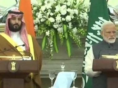 India-Saudi Arabia sign 5 MoUs; Narendra Modi raises topic of Pulwama attacks, crown prince assures cooperation