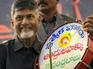 Chandrababu Naidu's hunger strike was more about political optics, less about special status for Andhra Pradesh