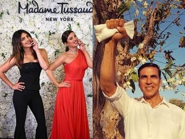 Priyanka's wax statue at Madame Tussauds; Akshay, Sonam celebrate one year of Padman : Social Media Stalkers' Guide