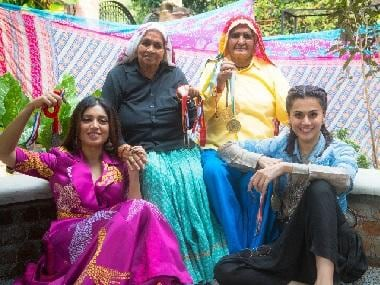 Saand Ki Aankh should have cast women closer to its real-life characters' age, instead of Taapsee and Bhumi