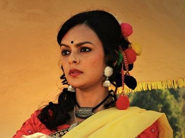 Bidita Bag to play Hema Malini's body double Reshma Pathan in web film The Sholay Girl