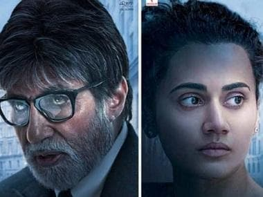 Badla movie review: Taapsee Pannu and Amitabh Bachchan team up for a moderately satisfying thriller