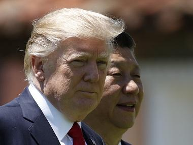 Donald Trump, family received gifts worth over $140,000 during first year in White House; most lavish presents from China